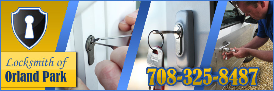 Locksmith of Orland Park Banner